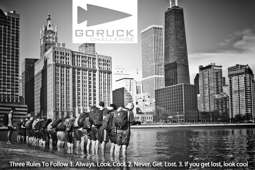 GoRuck Yourself!!! A St. Patricks Day I'll Forever Remember