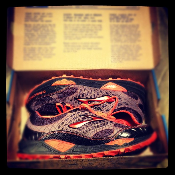 2013 Death Race Gear: Shoes