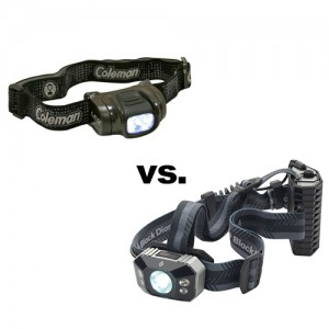 Cheap Headlamp vs. Quality Headlamp