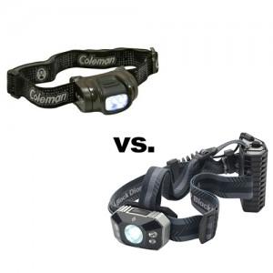 Cheap Headlamp vs. Quality Headlamp