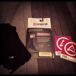 Replacement Pair Injinji Toe Socks