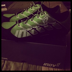 Off Road Off Trail Shoe Inov-8 Review