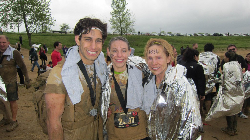 Spartan Indiana Race Family Fun