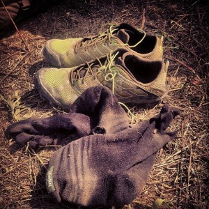 Muddy Inov-8 Bare Grip 200 Shoe Review