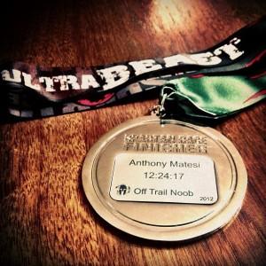 iTAB Medal Insert for Spartan Race