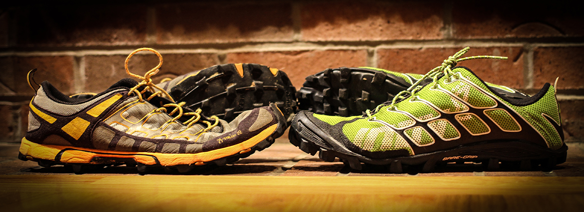 Review: Inov-8 X-Talon 212 vs Bare Grip 200 Shoe Face-Off