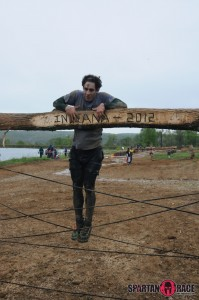founder race first lap anthony matesi spartan sprint