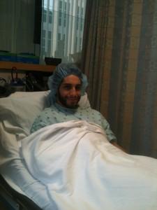 Shoulder Surgery Anthony Matesi