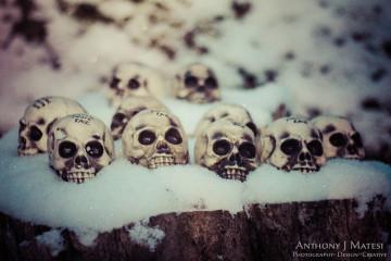 winter death race finisher skull reward