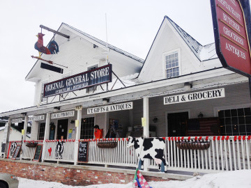 Pittsfield General Store Vermont VT
