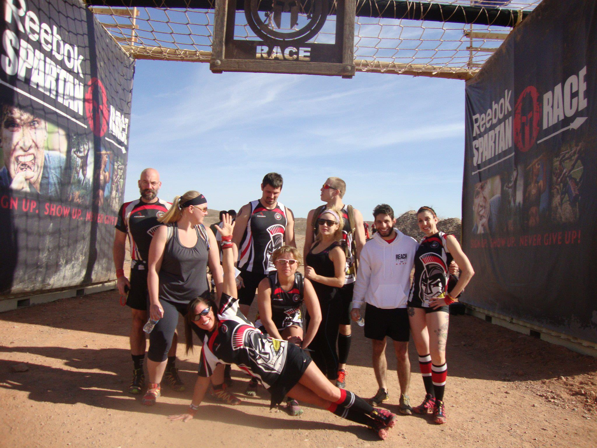 Spartan Race Las Vegas >> Vegas Super Spartan Race All In Legend Of The Death Race