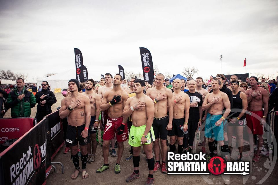 Colorado Spartan Sprint - Obstacle Heavy Racing