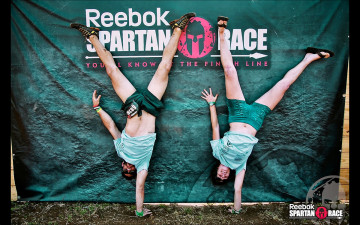 One Arm Handstand Obstacle Race Festival Area Spartan Race