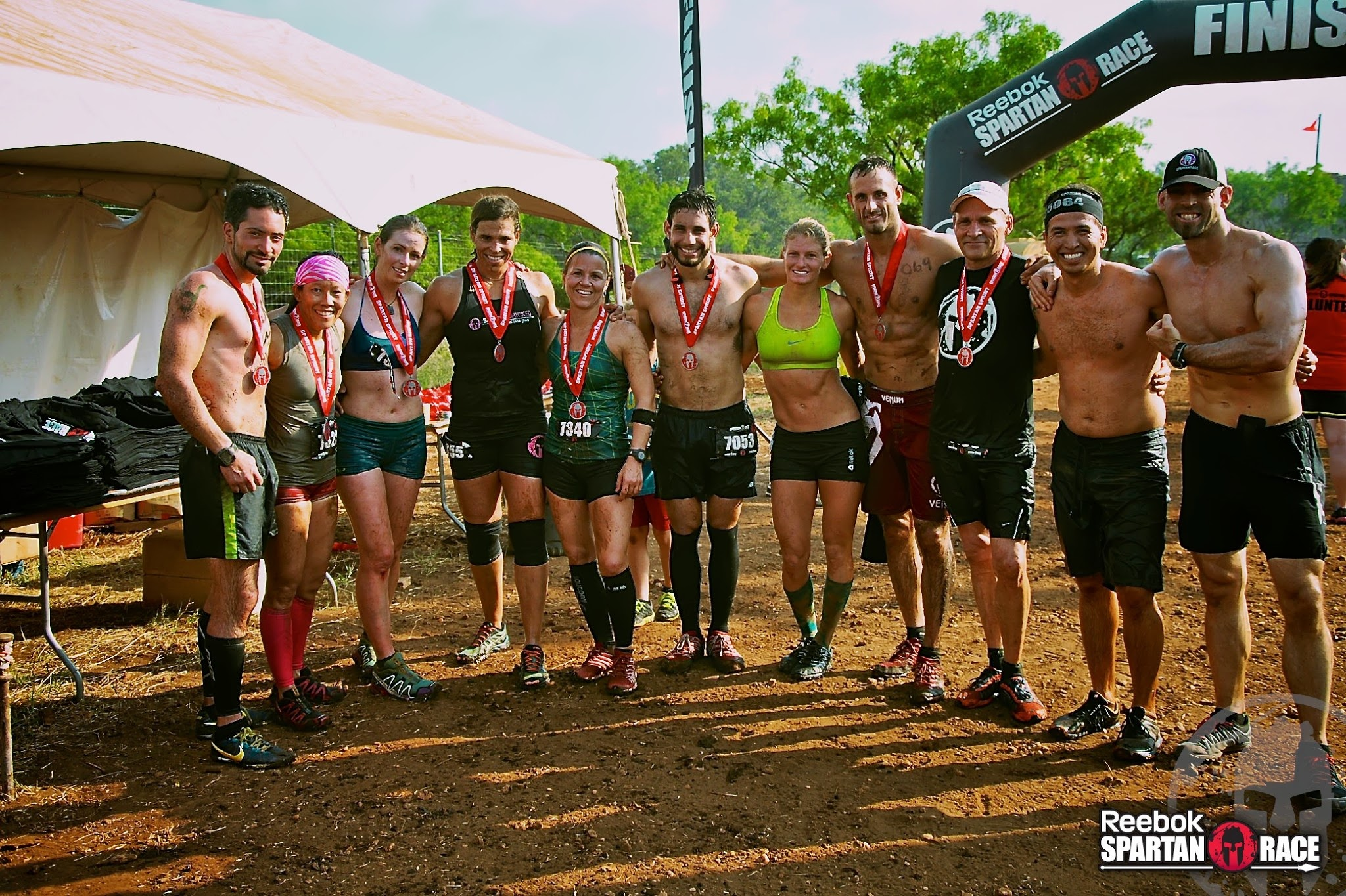 Texas Spartan Sprint – Obstacle Racing for Runners
