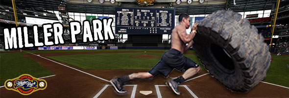 Giveaway: Spartan Race Sprint at Miller Park