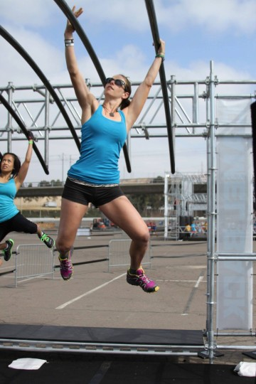 alpha warrior first female finisher corinne kohlen