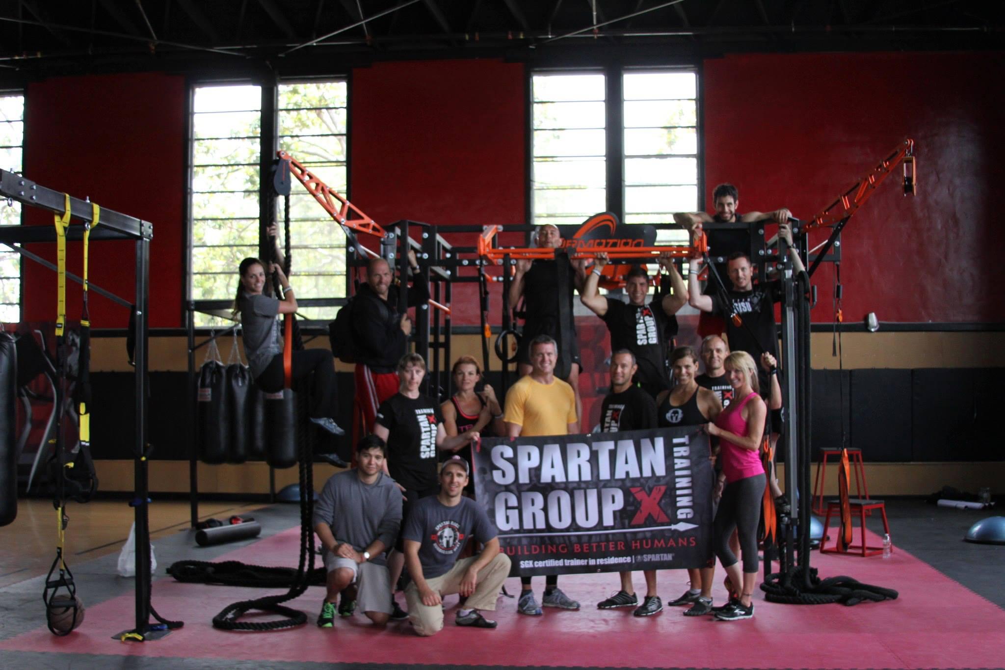 Spartan Group X Training – REACH Chicago