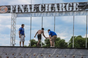 final charge at Hard Charge Chicago