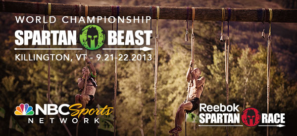 Vermont Beast, NBC Sports Network, Spartan Beast, Spartan Race, Reebok, Killington