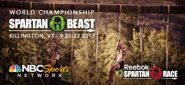 Vermont Beast, NBC Sports Network, Spartan Beast, Spartan Race, Reebok, Killington