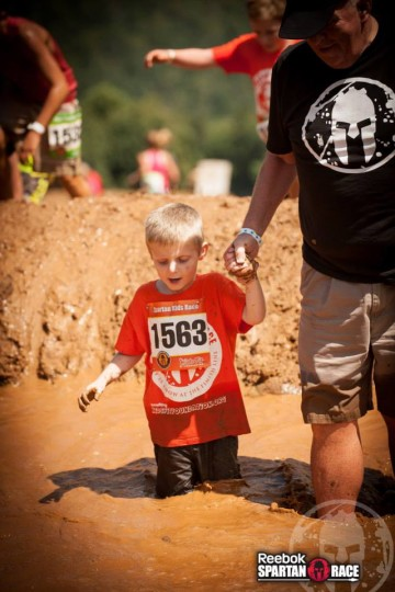 Spartan Kids Jr Adventure Kids Race