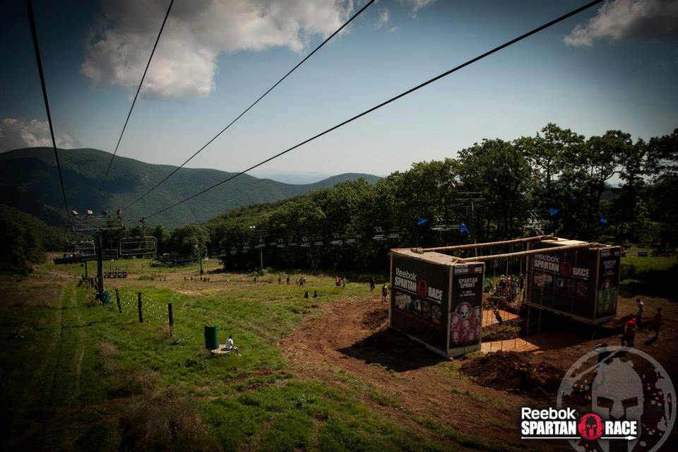 Spartan Race – Wintergreen Mountain Virginia
