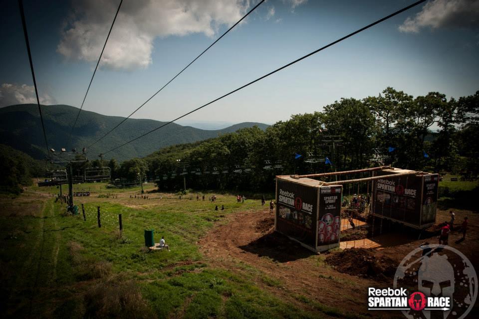 Spartan Race – Wintergreen Mountain Virginia
