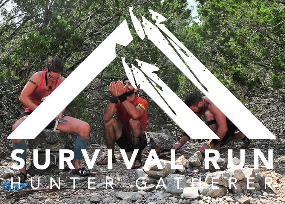Survival Run: Hunter Gatherer – Camp Eagle: Because I Can