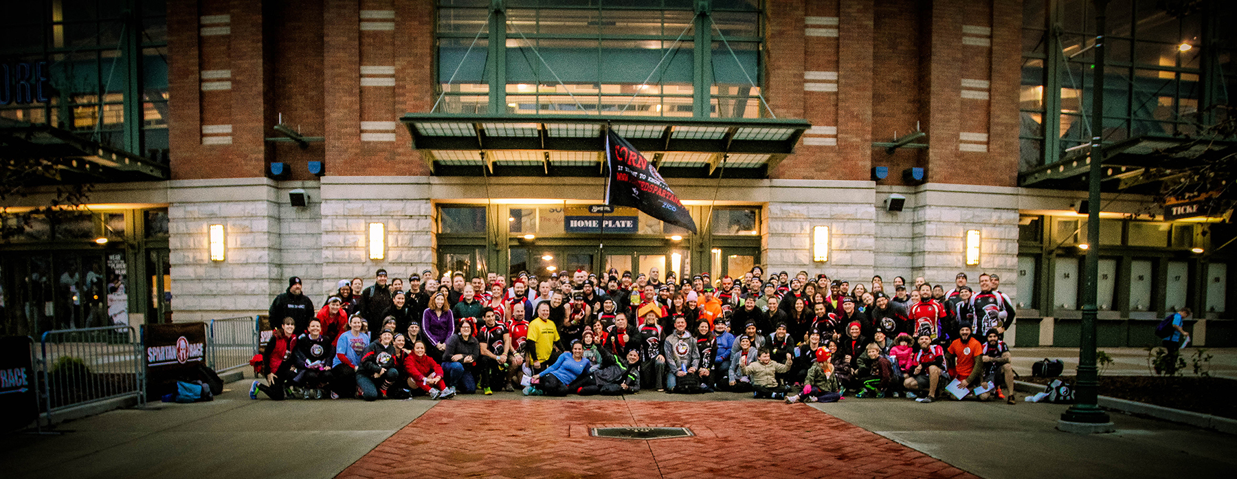 Spartan Race Stadium Series Miller Park Sprint