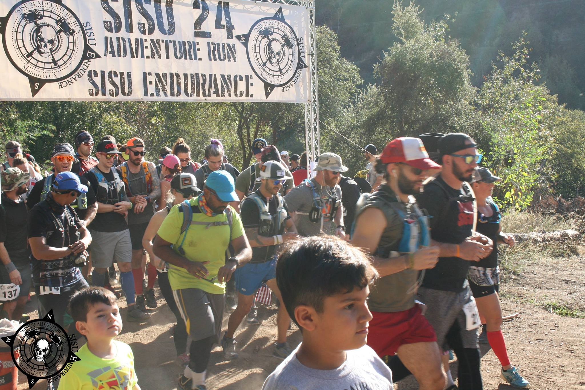 SISU 24 ADVENTURE RUN – RUNNING FOR SETH