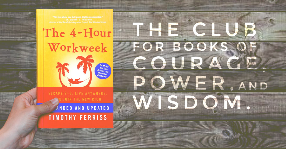 Book Review: The 4-Hour Workweek By Tim Ferriss