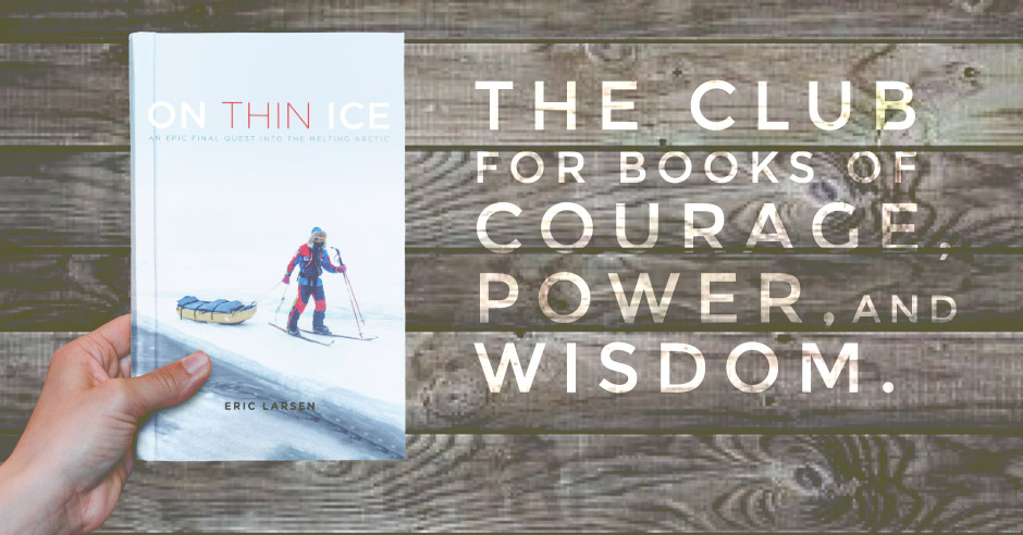 Book Review: On Thin Ice by Eric Larsen