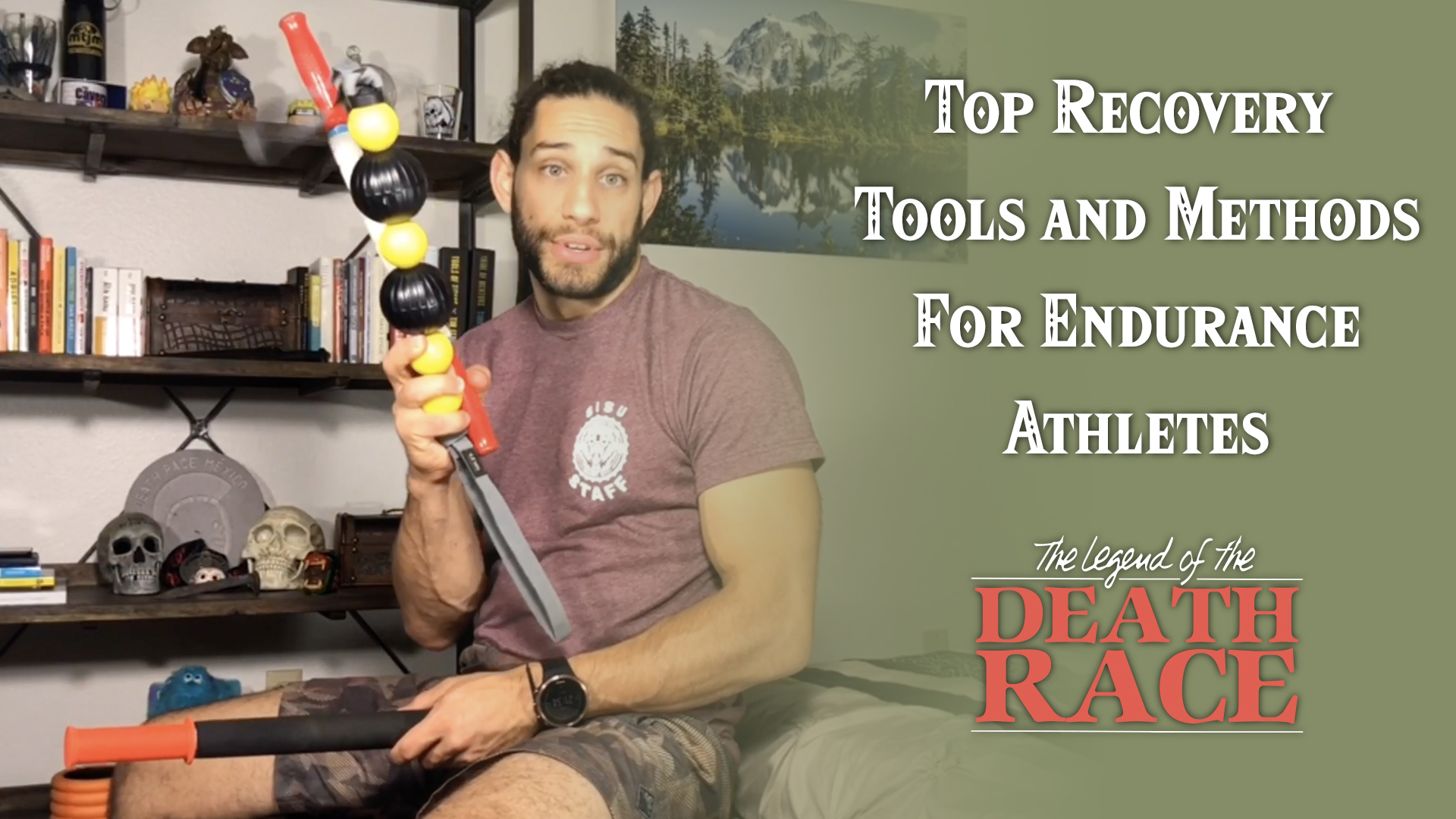 The Top 10 Recovery Tools and Methods for the Endurance Athlete
