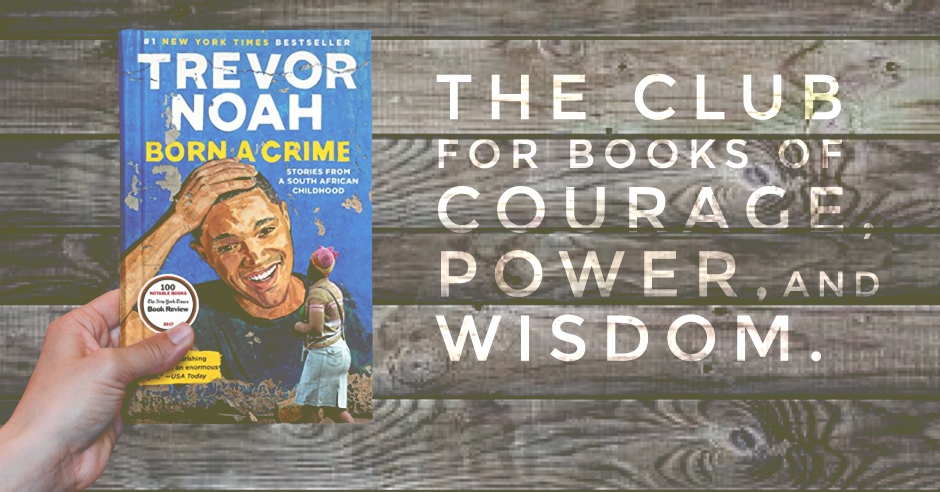 Book Review: Born a Crime by Trevor Noah