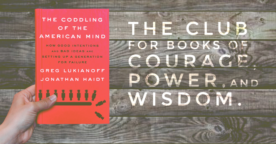 Book Review: The Coddling of the American Mind