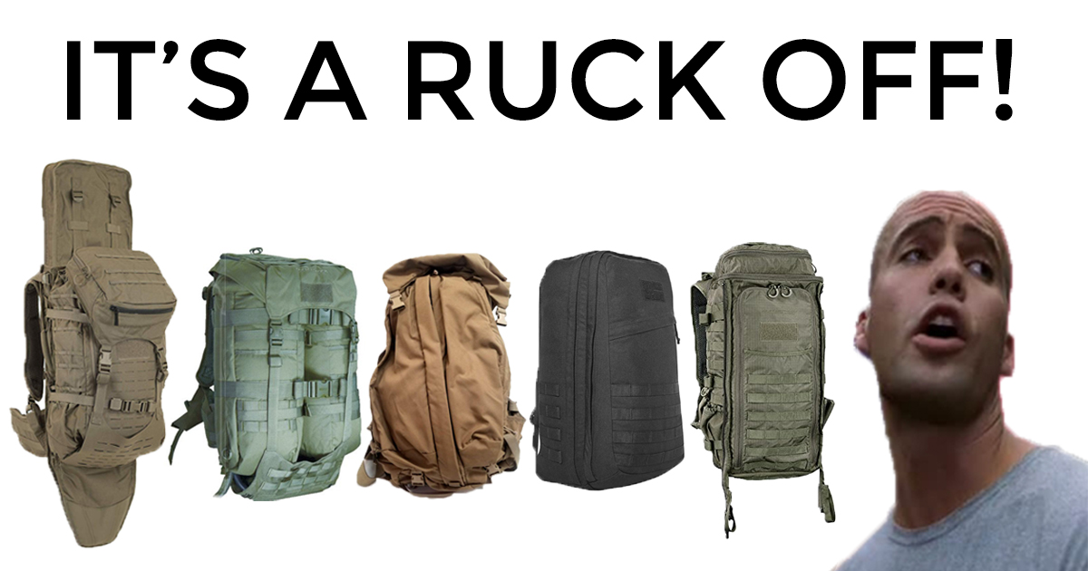 Which Ruck Should I Choose for the Peak Death Race?