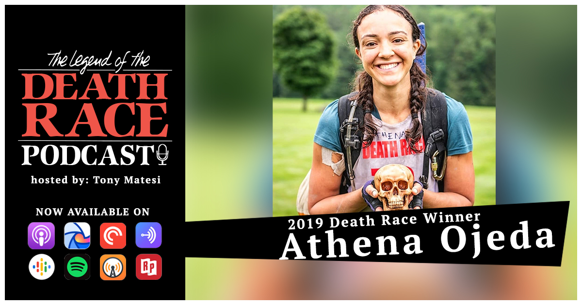 Athena Ojeda – The Woman Who Shared Her Skull | LotDR Episode 004
