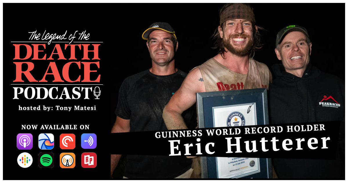 Guinness World Record Holder Eric Hutterer | LotDR Episode 006