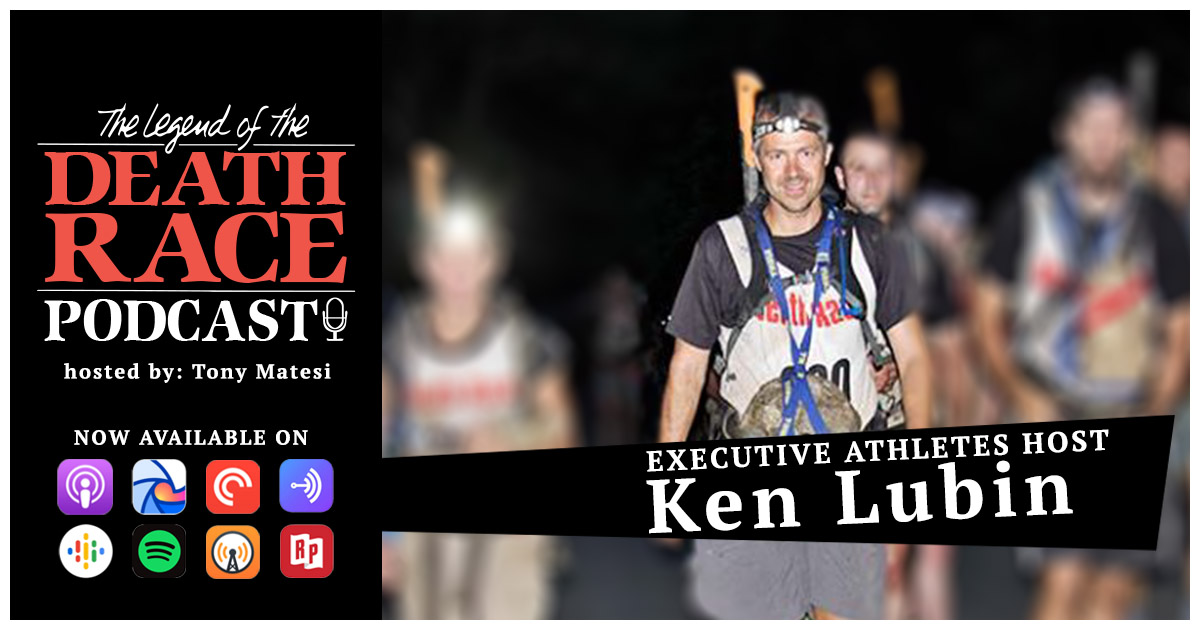 An Evolutionary Death Race Experience with Ken Lubin | LotDR Episode 008