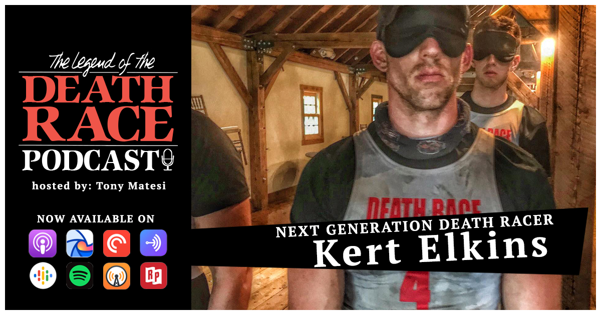 The Next Generation Death Racer Kert Elkins | LotDR Episode 007