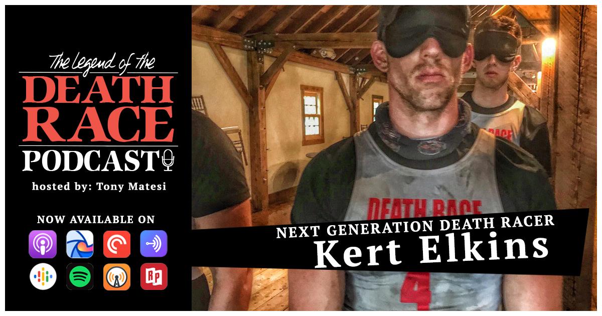 The Next Generation Death Racer Kert Elkins | LotDR Episode 007