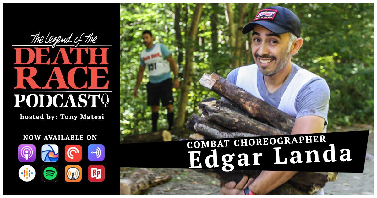 Combat Choreographer – Edgar Landa | LotDR Episode 012
