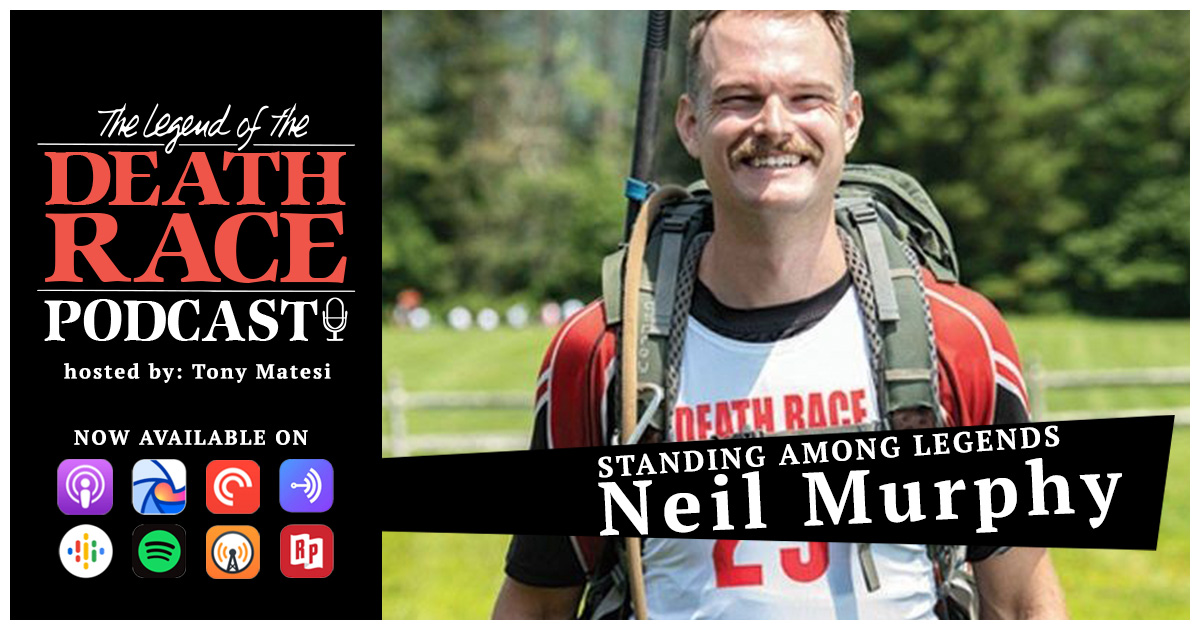 Standing with Legends Neil Murphy | LotDR Episode 010