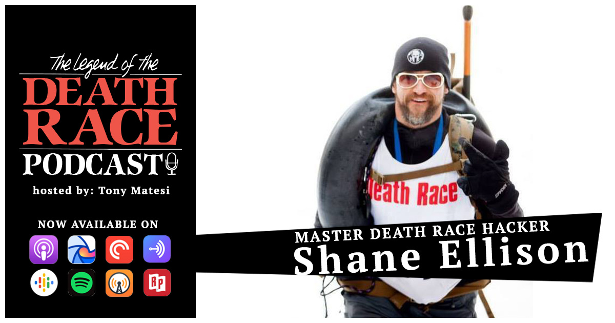 Master Death Race Hacker Shane Ellison | LotDR Episode 013