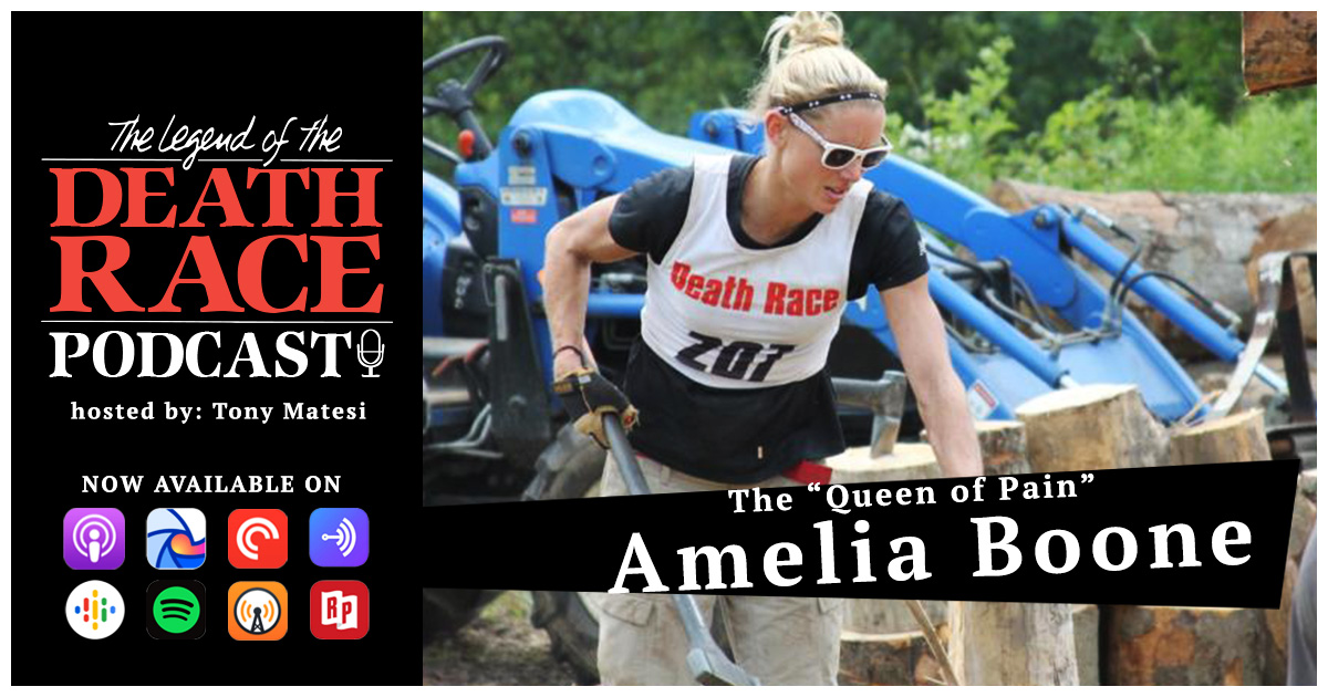 The Queen of Pain – Amelia Boone | LotDR Episode 023