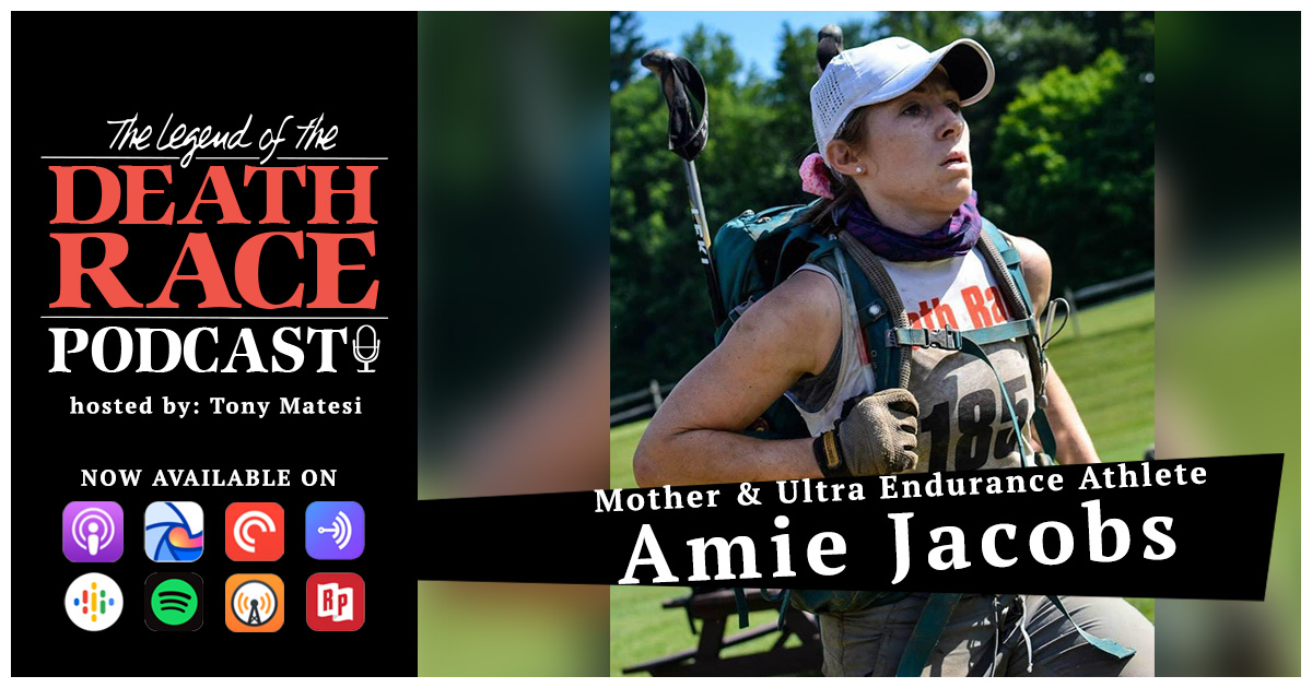 "Mother and Ultra Endurance Athlete – Amie ""Livewire"" Jacobs 