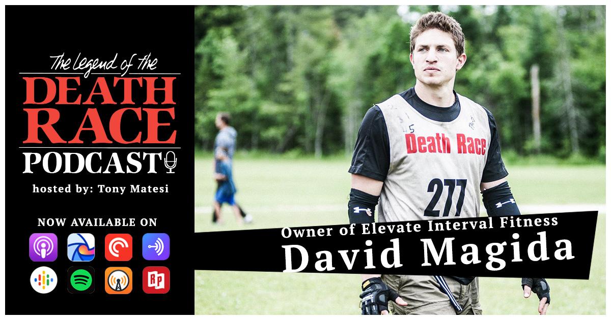 Owner of Elevate Interval Fitness David Magida | LotDR Episode 024