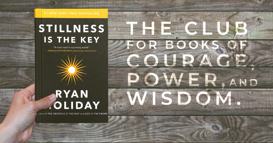 Book Review: Stillness is the Key