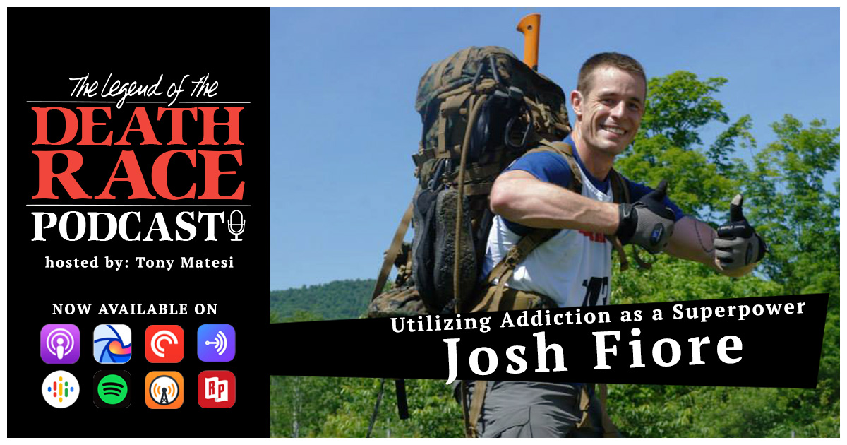 Utilizing Addiction as a Superpower – Josh Fiore | LotDR Episode 030
