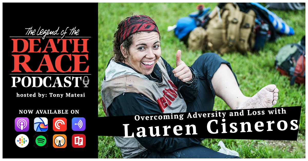 Overcoming Adversity and Loss with Lauren Cisneros | LotDR Episode 031